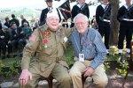 Earl - 93 years of age & Harry 86