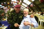 Veteran Scots Guard with British Para Ste Mere Eglise