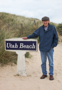 1st Time back to Utah Beach all the way back from Utah State!